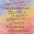 Lovefriendship by Judy Dodds
