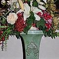 Lovely Floral Arrangement by Kathleen Struckle