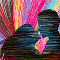 Lovers In Colour No.1 by Kenal Louis