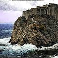 Lovrijenac Tower In Dubrovnik by Madeline Ellis