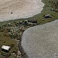 Low Tide Water 3 by David Kleinsasser