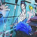 Lower East Side Street Art by Ariane Moshayedi