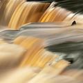 Lower Tahquamenon Falls by Dean Pennala