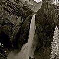 Lower Yosemite Falls by Eric Tressler