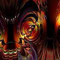 Lsd Dragon N Side Out Fx  by G Adam Orosco