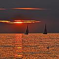 Red Maritime Dream by Silva Wischeropp