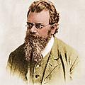 Ludwig Boltzmann, Austrian Physicist by Photo Researchers