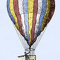 Lunardi's Balloon, 1784 by Sheila Terry