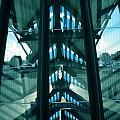 Lyon Gare France Architecture by Colette V Hera  Guggenheim