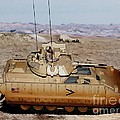 M2 Bradley Fighting Vehicle by Tommy Anderson