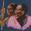 Maasai Soulmates by Pamela Mccabe