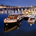 Maastricht Jetty On Maas River by Marc Garrido