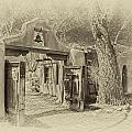 Mabel's Gate As Antique Print by Charles Muhle