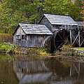 Mabry Mill by Amy Jackson