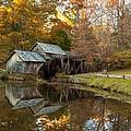 Mabry Mill by Doug McPherson