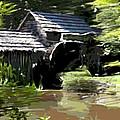 Mabry Mill by Mark Stidham