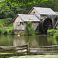 Mabry Mill  Virginia by Yves Marcoux