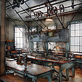 Machinist - Steampunk - The Contraption Room by Mike Savad