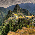 Machu Picchu by Andy Bitterer
