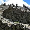 Machu Picchu Peru 12 by Xueling Zou