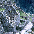 Machu Picchu by Photo Researchers, Inc.