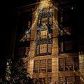 Macy's Ny Christmas Lights by Lorraine Devon Wilke