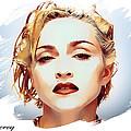 Madonna by Ralph Rey