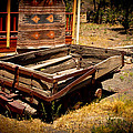 Madrid Wagon 2 by Bill Barber
