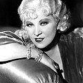 Mae West, Portrait by Everett