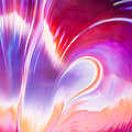 Magenta Wave by Adam Pender