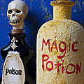 Magic Potion by Garry Gay
