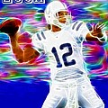 Magical Andrew Luck by Paul Van Scott