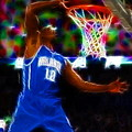 Magical Dwight Howard by Paul Van Scott