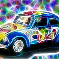 Magical Peace Bug by Paul Van Scott