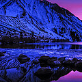 Magical Sunset Over Mount Morrison And Convict Lake by Scott McGuire