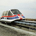 Magnetic Levitation Train by Japan Airlines