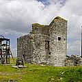 Magpie Mine - Sheldon In Derbyshire by Rod Johnson