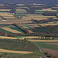 Mahantango Creek Watershed, Pa by Photo Researchers