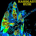 Mahogany Rush Seattle 1978 B by Ben Upham