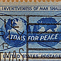 Mail Early For Christmas And Peace by Bill Owen