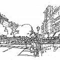 Main Street by Andrew Drozdowicz