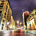 Main Street by David Morefield