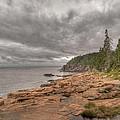 Maine Coastline. Acadia National Park by Juli Scalzi