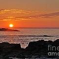 Maine Sunrise by Christine Tobolski