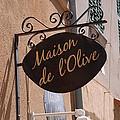 Maison De L'olive by Dany Lison