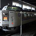 Maizuru Electric Train - Kyoto Japan by Daniel Hagerman