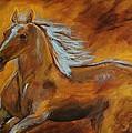 Majestic Freedom IIi by Leslie Allen