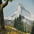 Majestic Mountain by John Black