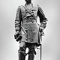Major General John Reynolds Statue At Gettysburg by Randy Steele