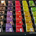 Make Your Choice. All Colors All Tastes. by Ausra Huntington nee Paulauskaite